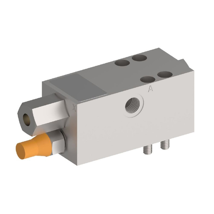 Bucher BBV-6-S Leak-Free Load-Control Valve, Size 6