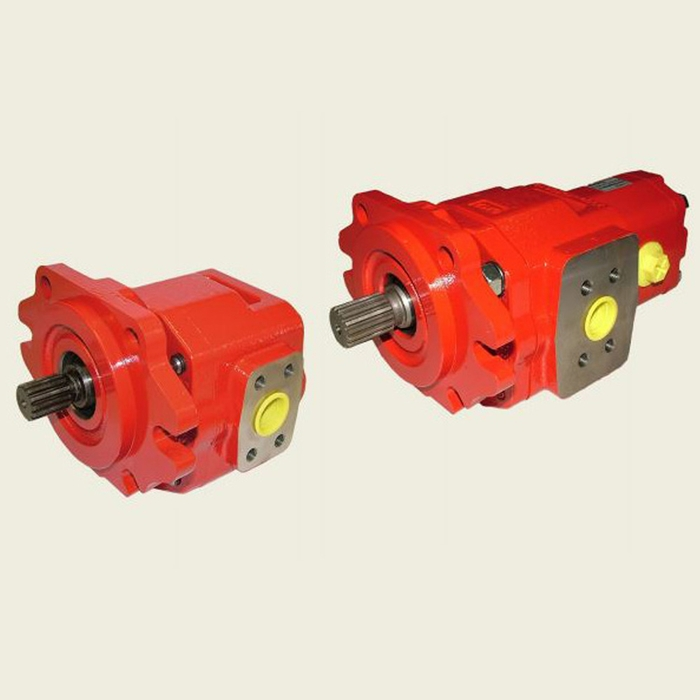 Bucher AP250HP Fixed Displacement Gear Pump