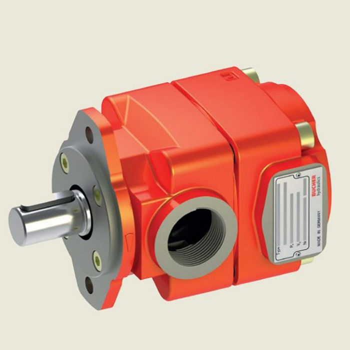 Bucher QXEH32 Fixed Displacement Gear Pump