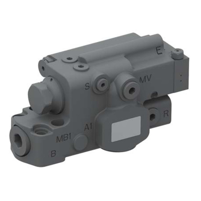 Bucher CINDY-REG Leak-Free Load Control Valve NS 20