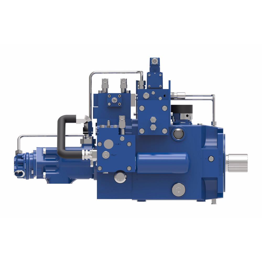 Eaton Hydrokraft TVW Variable Piston Pumps