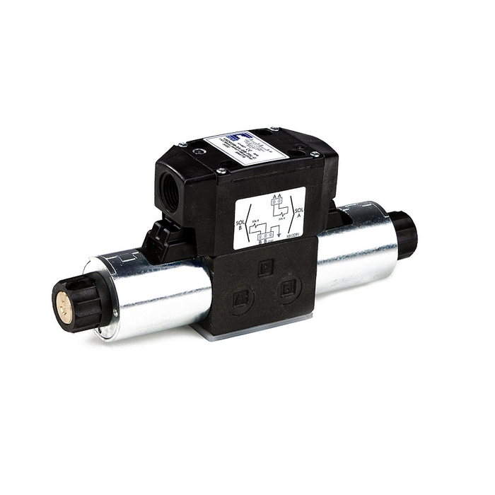 Continental VSD03M-S Solenoid Directional Control Anti-Shock Valve